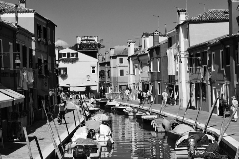Burano/Venetian Lagoon