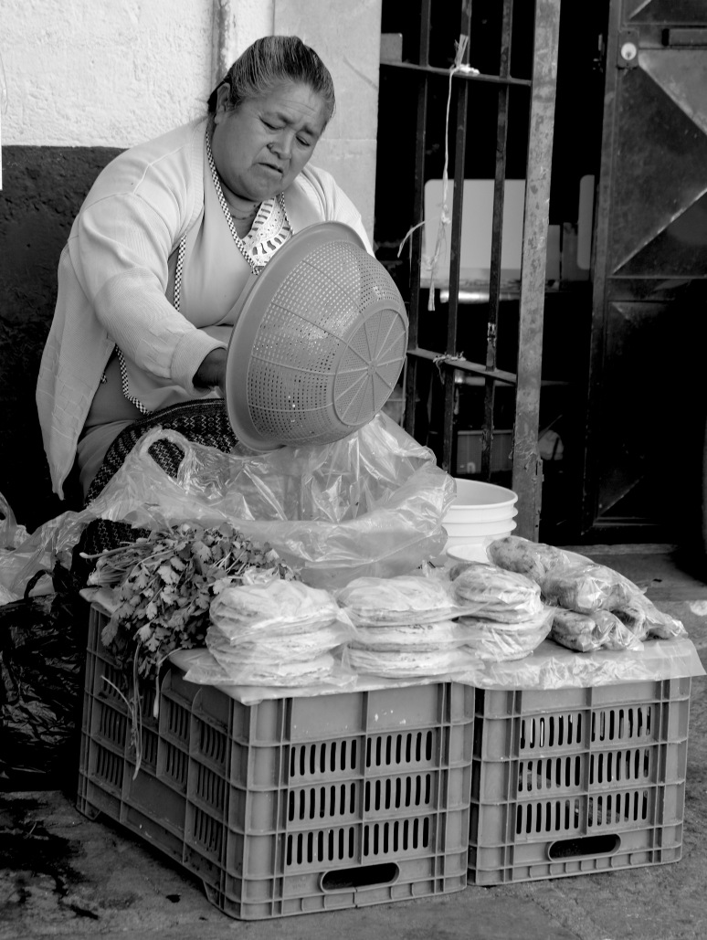 Tortilla Vendor