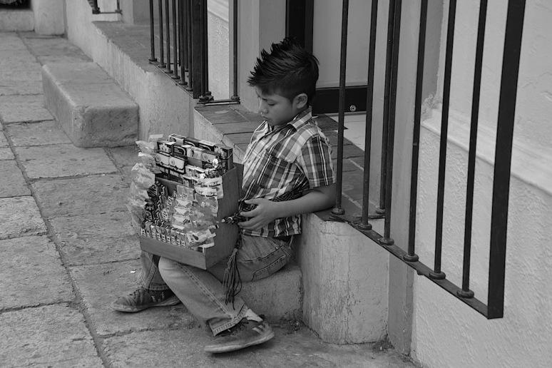 Little Vendor